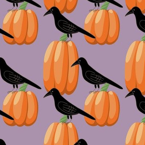Pumpkins, Crows and Witches