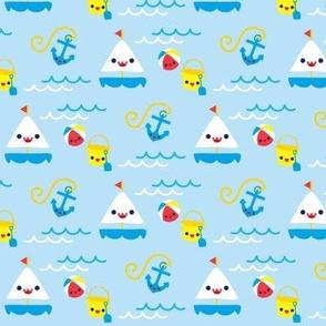 Let's go Sailing