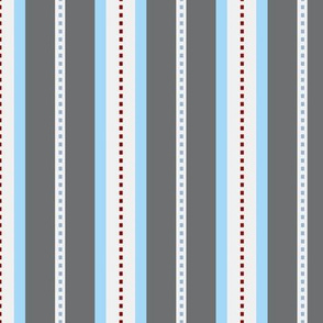 Seaside Stripes variation