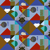 Animal Friends Quilt