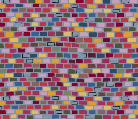 Urban Autumn - Wall