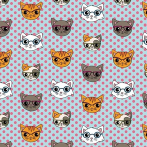 nerdy-cat-fabric