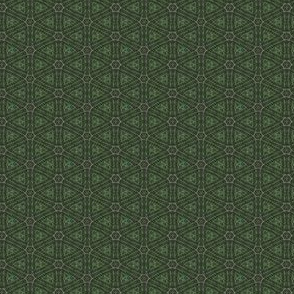 Little and Green: HexagonAntique