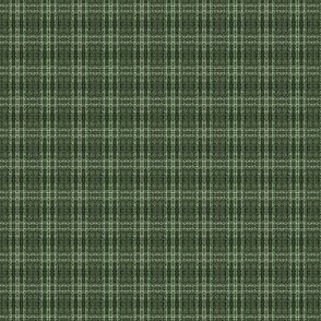 Little and Green: StrongPlaid