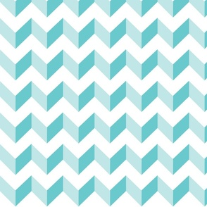 Half-brick Chevron