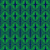 Crosses Green Blue