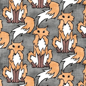 Red Fox II.Linen