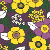 Anemones Lavender