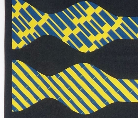 School Colors Bow Ties Gold and Navy