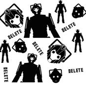 Cybermen Delete