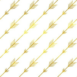 Mini Gold Arrows