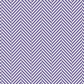 herringbone purple