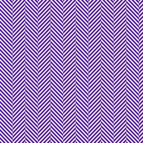 herringbone purple