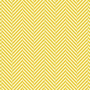 herringbone mustard yellow