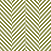 herringbone olive green