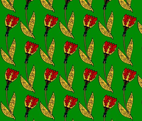 Corsetted Tulip