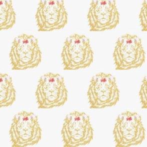 Wild One Lion