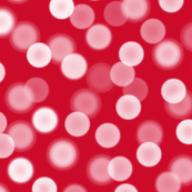 bokeh lights - Christmas red