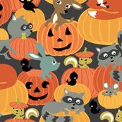 Pumpkin Patch: Dark