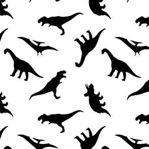 Dinos // W&B
