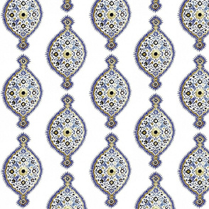 Blue Medallion 2