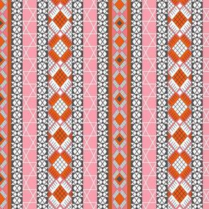 Moroccan Geometric Print