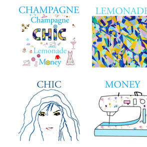 Champagne Chic Cushions