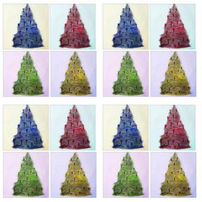 Happy Holiday Trees