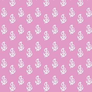 Anchors Pink
