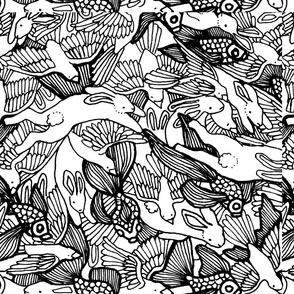 Open pattern