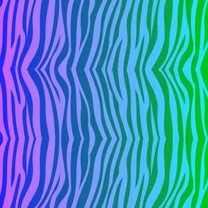 Weird Zebra Stripes