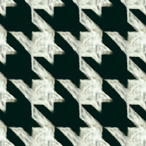 blackboard houndstooth