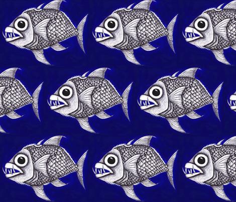 Fish of my imagination