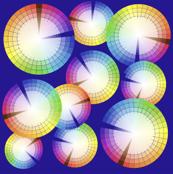 Dotsy Color Wheelies