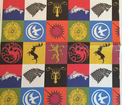 Game of Thrones Sigils (micro)
