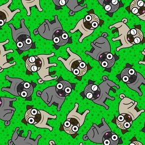 Pug-a-Dot (Green)