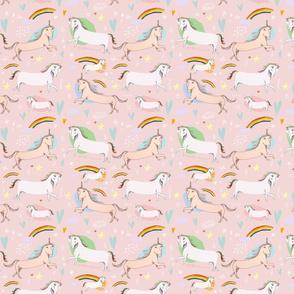 Unicorns Rule smaller size