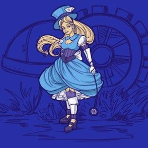 Steam Alice