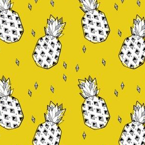 pineapple mustard - elvelyckan