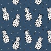 pineappleyblue