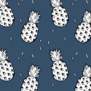 pineapple blue - elvelyckan