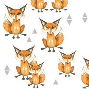 Foxes and Triangles