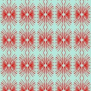 Red Spiders Aqua Walls