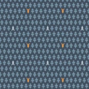 Robots pixels