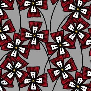 Boxy Clarkia Amoena - Red