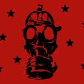GasMask Red