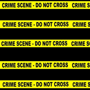 CRIME SCENE STRIPES