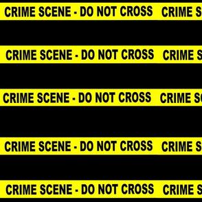 CRIME SCENE STRIPES