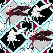 swan princesses