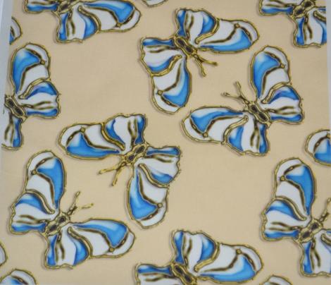 Enamel Butterflies